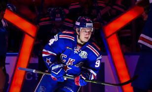 СКА объявил об уходе пяти хоккеистов
