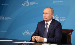 """Путин разъяснил """"внутреннюю логику"""""""