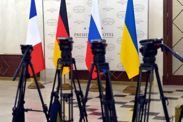 """Помпео призвал Киев вернуться к """"нормандскому формату"""""""