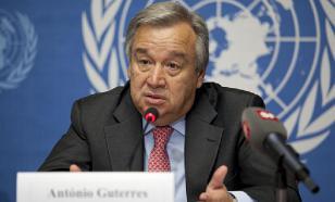 Генсек ООН предлагает бизнесу бороться с изменениями климата