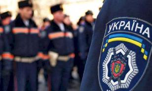 На Украине преступник расстрелял четверых полицейских