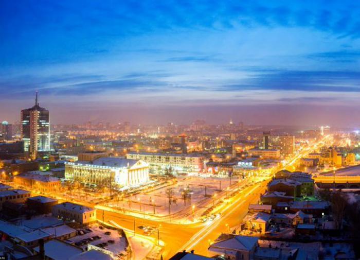 В Челябинске открылся отель Albion