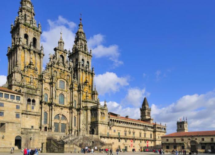 Древнее каменное селфи обнаружено в испанском соборе