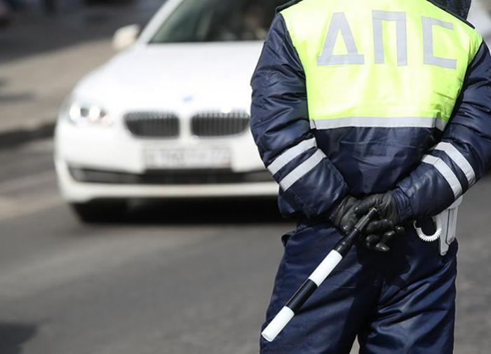 Полицейские применили оружие, чтобы остановить пьяного водителя в Туве