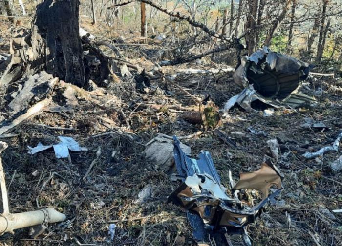 Останки погибших при крушении Ан-26 обнаружили в Хабаровском крае