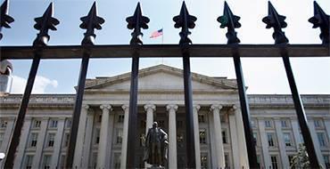 Минфин США ограничивает американцам доступ к информации о тратах бюджета и госконтрактах
