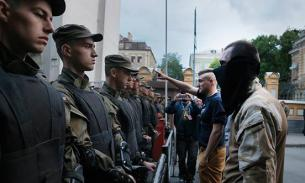 Мукачево: Киев боится восстания русинов