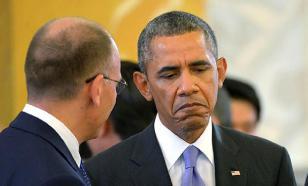 Барака Обаму выгнали из Диснейленда