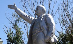 На Украине сравнили эпидемию кори с памятниками Ленину