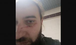 Избитого на курсах военных корреспондентов журналиста обвиняют во лжи