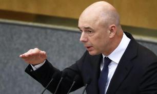 Силуанов не согласился с Кудриным по поводу рецессии