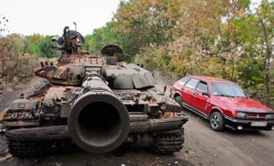 """В ДНР """"сыграют"""" в танковый биатлон"""