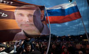 """ЭКСПЕРТЫ: """"Всеобщая поддержка Путина — это не фигура речи"""""""