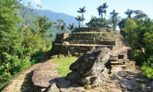 В Колумбии обнаружили затерянный город Эльдорадо