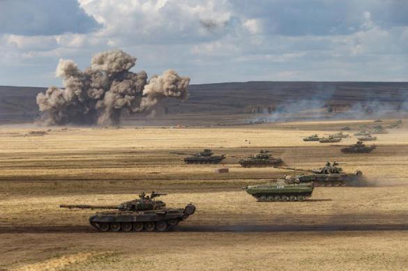 Российские танки в Айдахо: как в США имитируют нашу технику при учениях