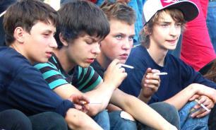 Депутаты Удмуртии предложили ввести штрафы для родителей курящих детей