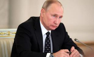 Путин высказался по делу Голунова