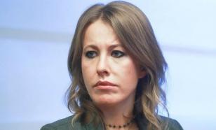 Ксению Собчак обвинили в безграмотности