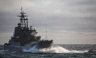 Корабли Северного флота вошли в Карское море