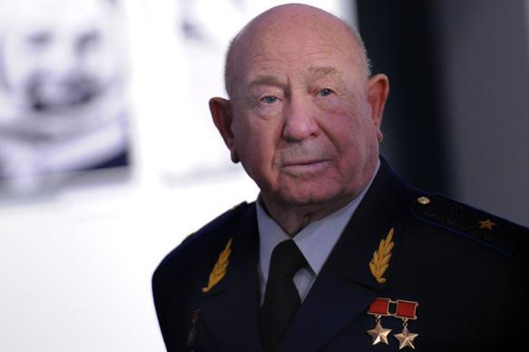 Умер советский космонавт Алексей Леонов