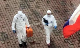 Москва против коронавируса: от дезинфекции до карантина