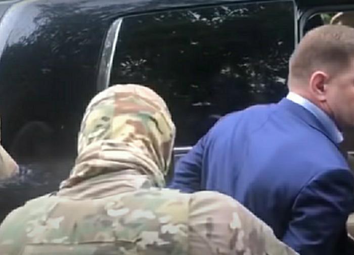 Суд согласовал арест Фургала