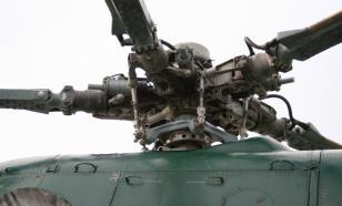 В Ивановской области совершил посадку с жёстким приземлением вертолёт санавиации