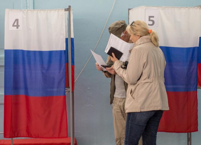 Оглашены окончательные результаты выборов в Государственную думу РФ
