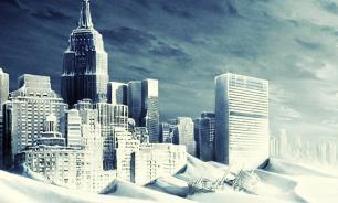 Ледяной шторм:  Земля устала терпеть человека