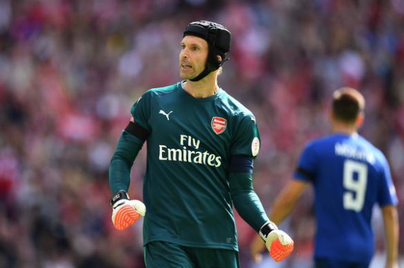 Вратарь Чех назвал финал Лиги Европы идеальным завершением карьеры