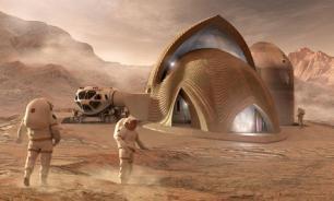 NASA выбрало пять лучших проектов по строительству жилья на Марсе