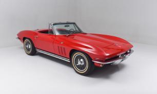 Chevrolet Corvette: автомобили из истории