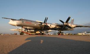 Российские Ту-95МС пролетели над Японским и Восточно-Китайским морями