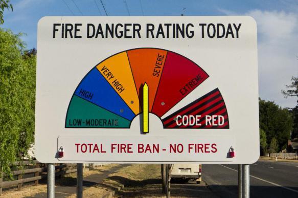 Режим чрезвычайной ситуации введён в Австралии из-за рекордной жары