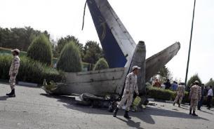 Авиакатастрофа в Иране - чья вина?