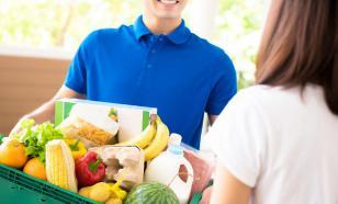 Пенсионеры стали чаще пользоваться сервисами доставки еды