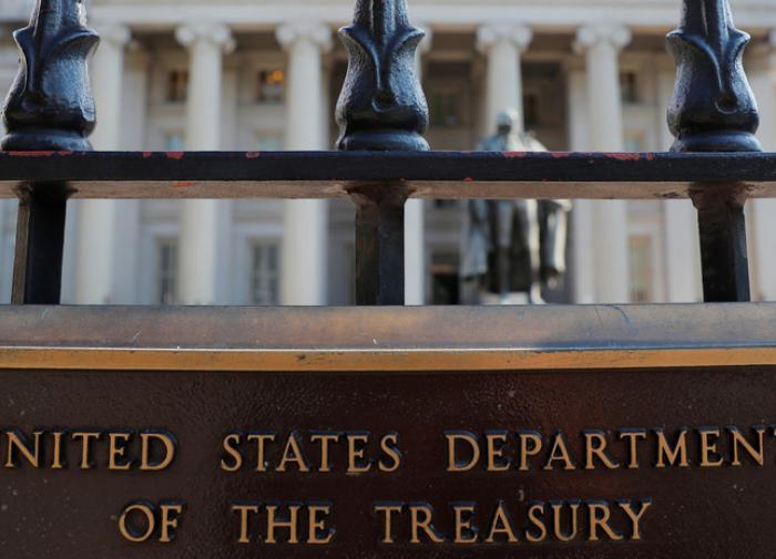 Дефицит бюджета США достиг рекордных ,9 трлн