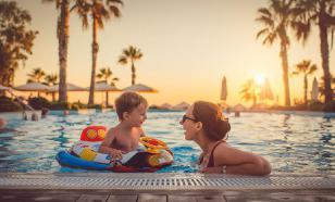 Отдых за границей – шанс забеременеть