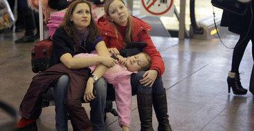 Лайнер Turkish Airlines забыл пассажиров в Москве
