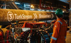 """Путин и Эрдоган торжественно открыли """"Турецкий поток"""""""