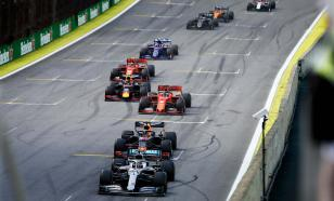 """Квалификация """"Гран-при"""" Турции прервана из-за дождя"""
