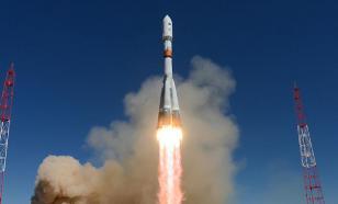 """Ракета-носитель """"Союз-2.1б"""" вывела на орбиту российский военный спутник"""