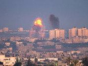 Ракеты взорвались в Тель-Авиве. Люди в панике
