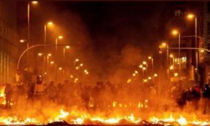 На нефтехимическом заводе в Каталонии произошел мощный взрыв