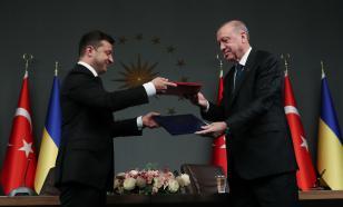 Эксперт: Россия должна срочно реагировать на пакт между Анкарой и Киевом