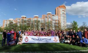 ЦСКА одержал победу в матче союзников к 9 мая