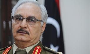 Россия против нового режима Хафтара в Ливии
