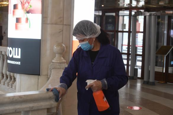 Меньше двух тысяч москвичей заболели коронавирусом
