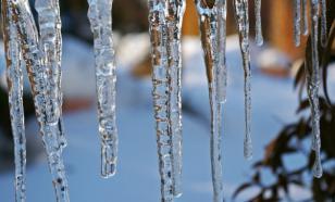 Подросток из Саратова погиб после падения на него с крыши ледяной глыбы
