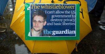 Эдвард Сноуден стал человеком года по версии The Guardian